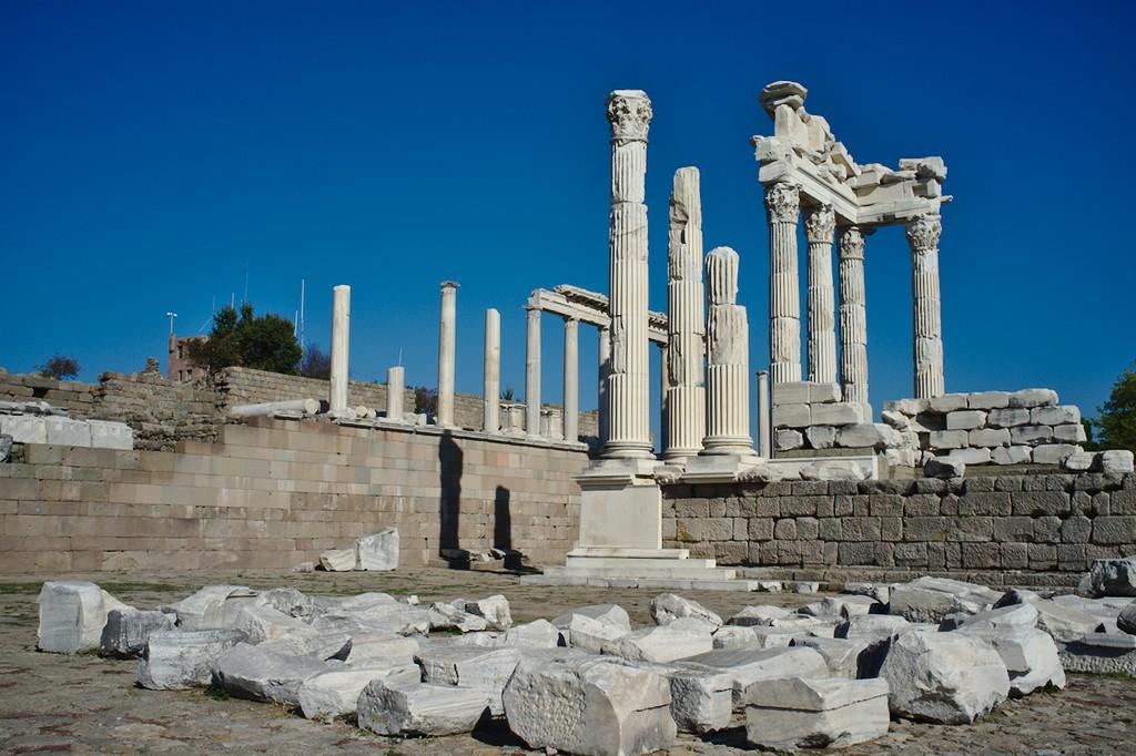 Pergamon: Die Akropolis zu Ehren Trajan